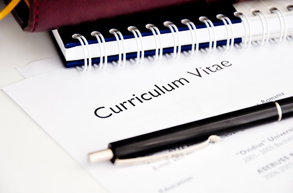 Informações que não podem faltar no currículo