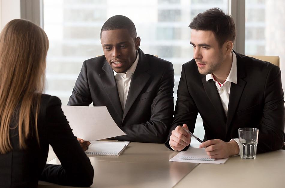 Principais erros de contratação