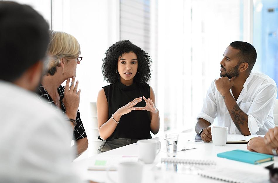 liderança inclusiva